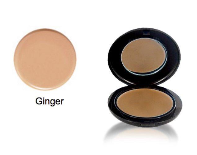 Flori Roberts Cream to Powder Foundation 30175 Ginger S4