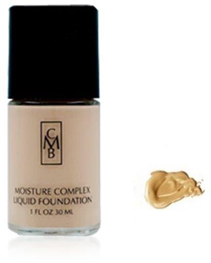 Color Me Beautiful, Moisture Complex Liquid Foundation - Spice