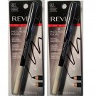 (2-Pack) Revlon Photo Ready Kajal Intense Eye Liner & Brightener- 001 Carbon Cleopatra