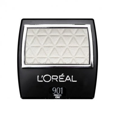 L'Oreal Paris Wear Infinite Eye Shadow Singles, 901 Frosted Icing