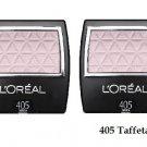 (2-Pack) L'Oreal Paris Wear Infinite Eye Shadow Singles, Taffeta 405