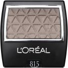 L'Oreal Wear Infinite Eye Shadow Single, Matte, Brushed Suede 815 - 0.1 oz