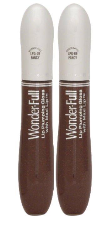 (2 Pack) - Prestige Wonder-Full Lip Plumping Gloss, Fancy LPG-09