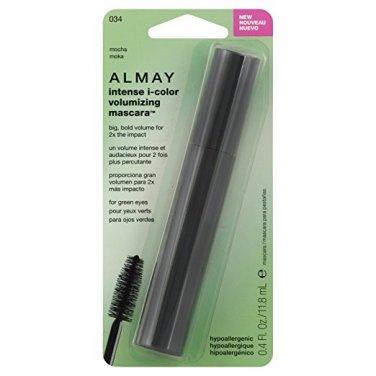 Almay Mascara, Volumizing, Mocha 034 0.4 fl oz (11.8 ml)