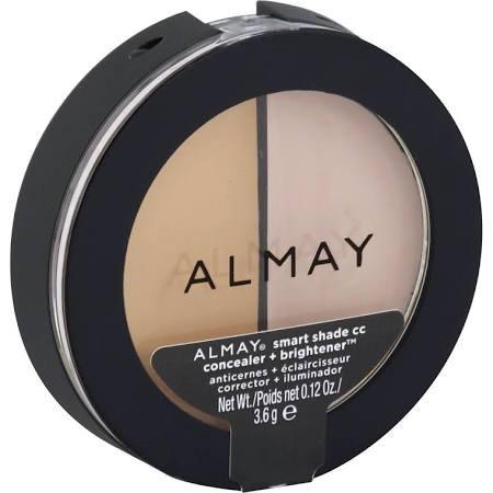 Almay Smart Shade Cc Concealer + Brightener, Light 100