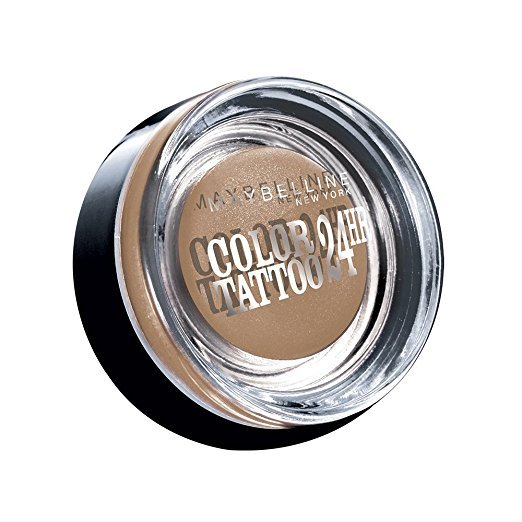 Maybelline New York Color Tattoo 24HR Gel-Cream Eyeshadow - 35 on and on Bronze