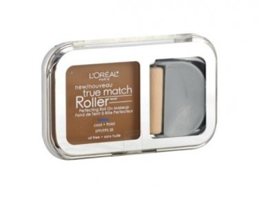 L'Oreal - Classic Beige/Soft Sable C5-6, True Match Roller, 0.30 Oz, 1 Pack