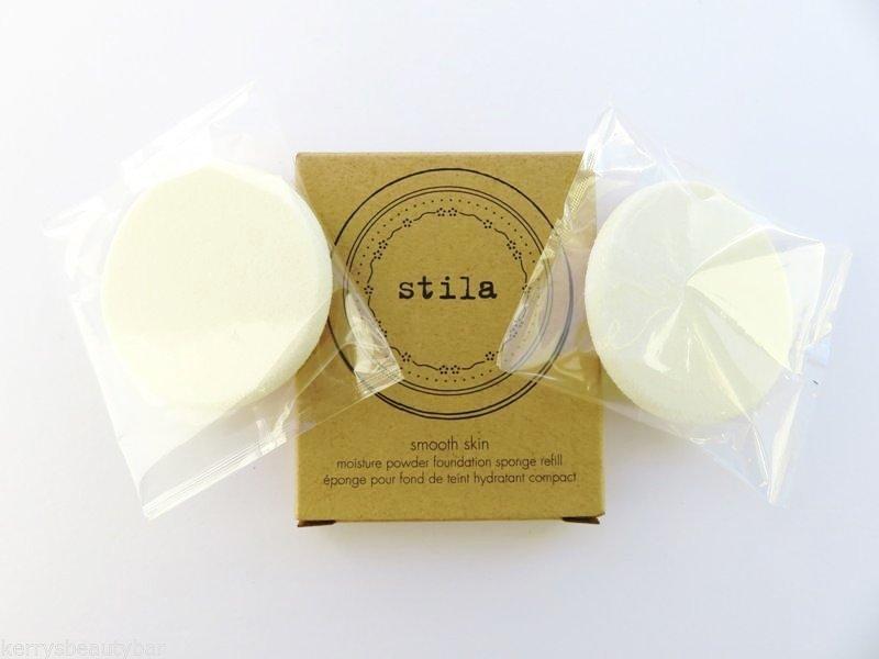 (2-Pack) Stila Smooth Skin Moisture Powder Foundation Sponge Refill