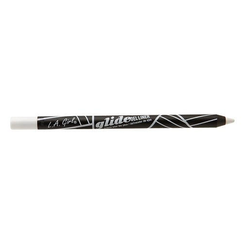 (2-Pack) L.A. Girl Glide Eye Liner Pencil 369 Whiten