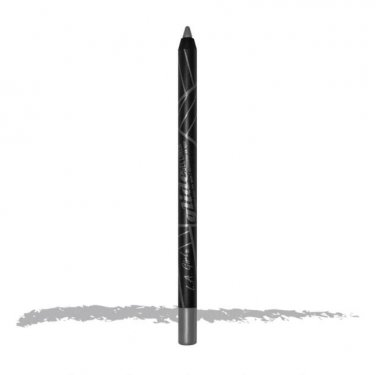 L.A. Girl Cosmetics Gel Glide Eyeliner Pencil 368 Silver Streak