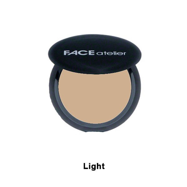 Face Atelier Ultra Pressed Powder - Light