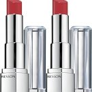 (2 Pack) Revlon Ultra HD Lipstick NEW 890 Dahlia