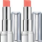 (2 Pack) Revlon Ultra HD Lipstick NEW, (860 Hibiscus)