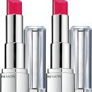 (2 Pack) Revlon Ultra HD Lipstick NEW, (820 Petunia)