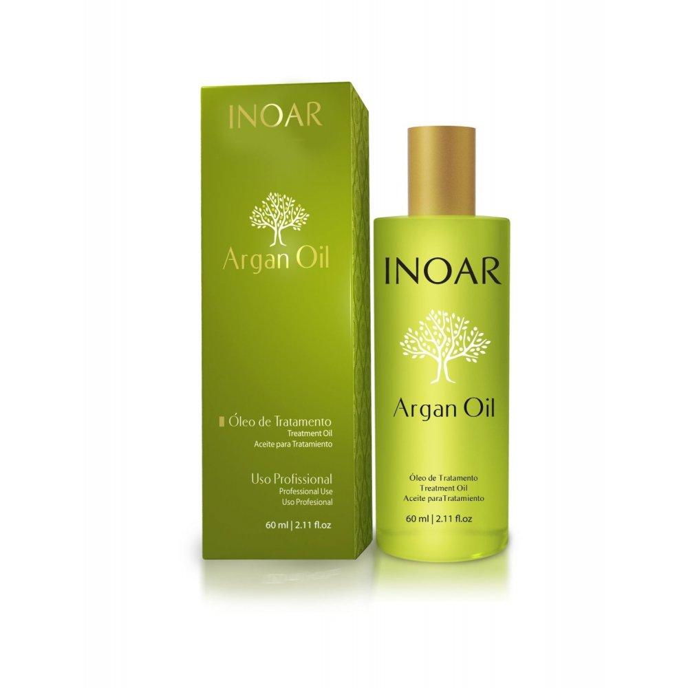 Inoar Home Care Argan Oil Hair Treatment Oil 60 ml