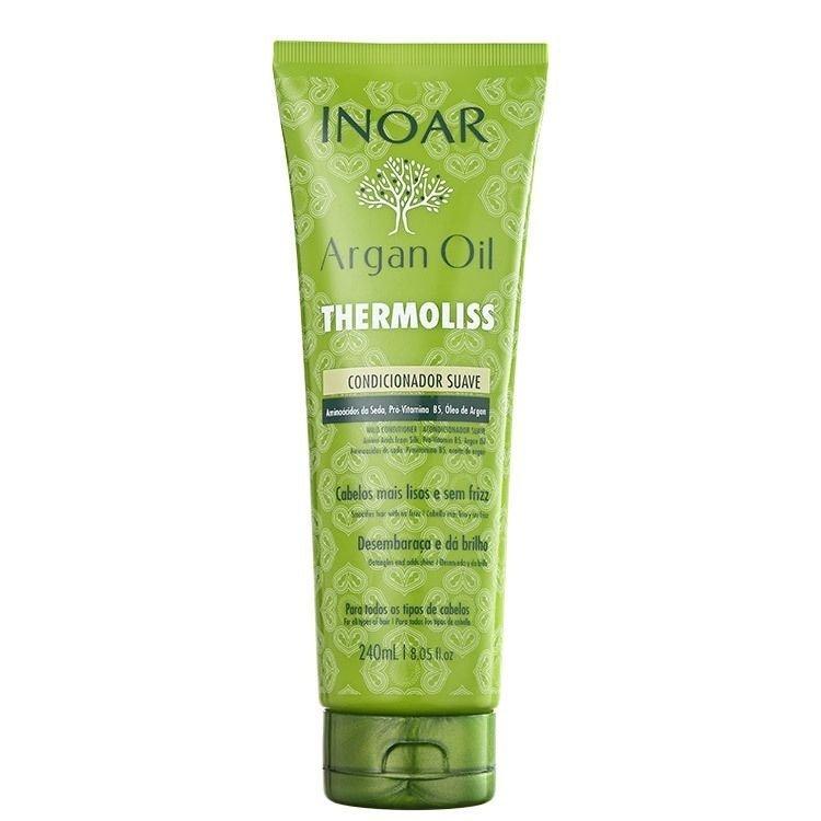 INOAR Argan Oil Thermoliss - Conditioner 8.05 fl oz