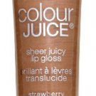 L'Oreal Colour Juice Lip Gloss, Sheer Juicy, Strawberry Smoothie 510