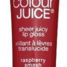 L'Oreal Colour Juice Lip Gloss, Sheer Juicy, Raspberry Smash 310