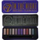 W7 In The Night,  Smokey Shades -12 in 1 Eyeshadow Palette