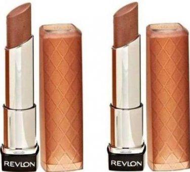 (Lot of 2) REVLON Colorburst Lip Butter, Brown Sugar 020