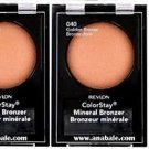 (2 Pack) Revlon ColorStay Mineral Bronzer, 040 Golden Bronze