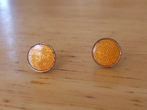 de Passille Sylvestre Circle Stud Earrings