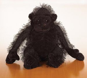 Webkinz Gorilla w/ NEW TAG Sealed Code *RETIRED*