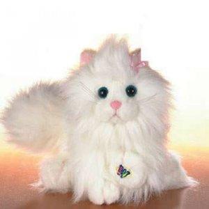 Webkinz Persian Cat w/ NEW TAG Sealed Code