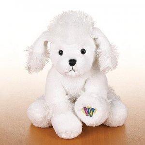 Webkinz Poodle w/ NEW TAG Sealed Code