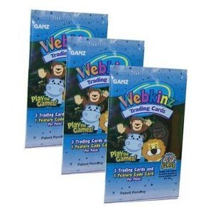 FREE SHIPPING Webkinz Stocking Stuffers Christmas Card Pack