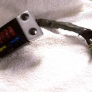 83 VT500 SHADOW HANDLEBAR COVER CLAMP & fuse box assemb