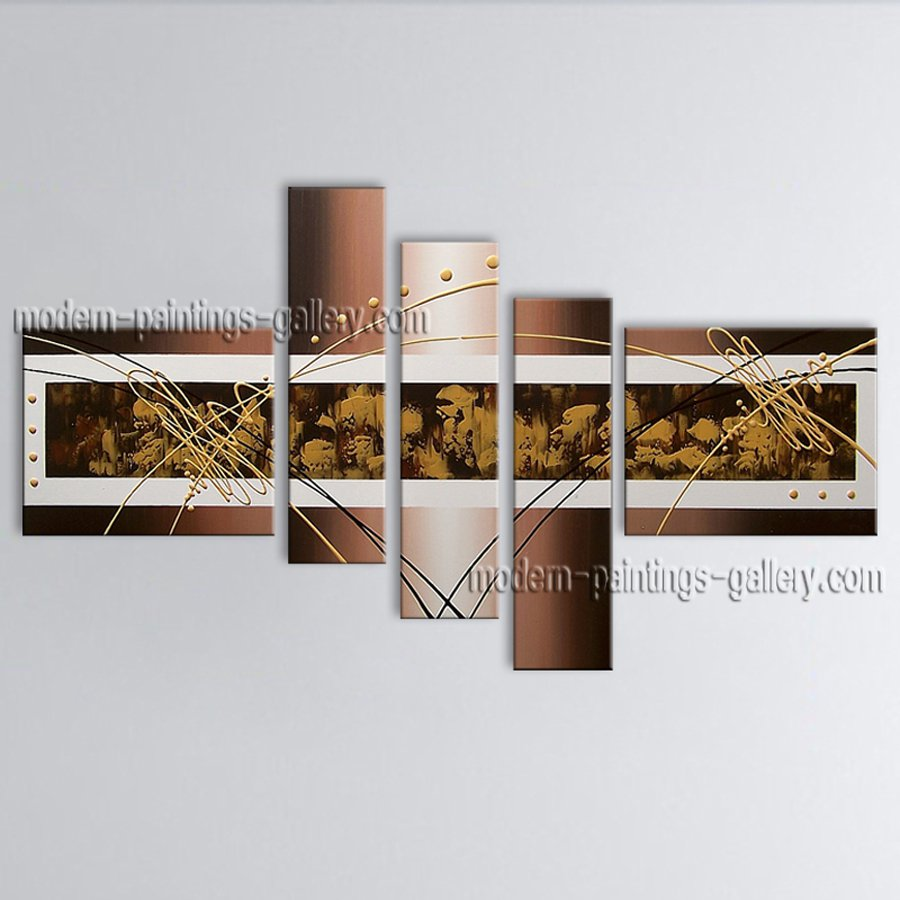 Hand-painted Large Modern Abstract Painting Wall Art Artwork Pictures