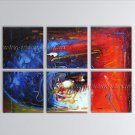 Handmade Artcrafts Huge Modern Abstract Painting Wall Art Artist Artworks