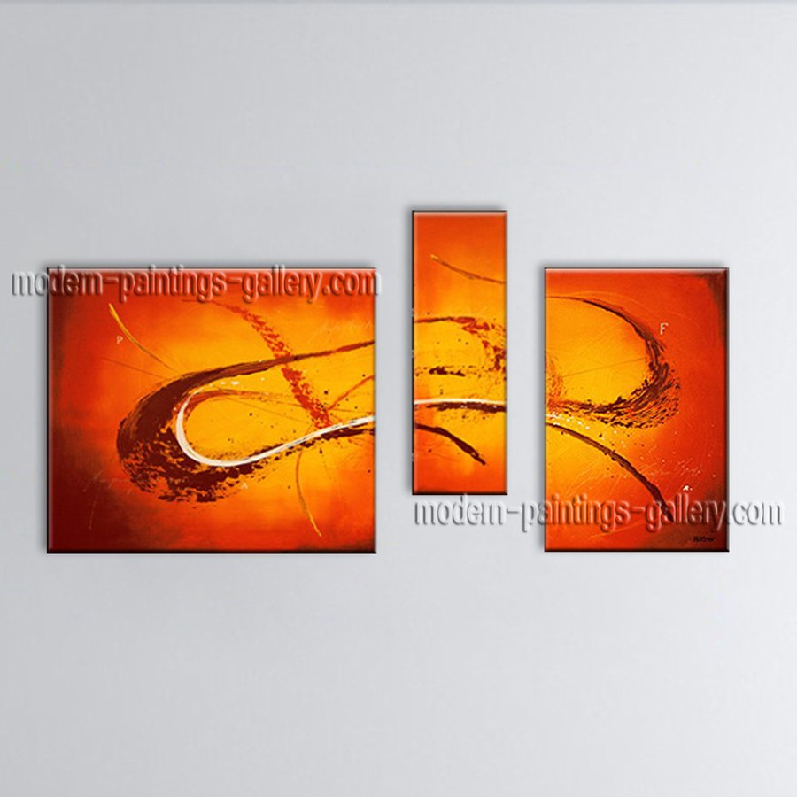 Hand Painted Stunning Modern Abstract Painting Wall Art Artwork Pictures