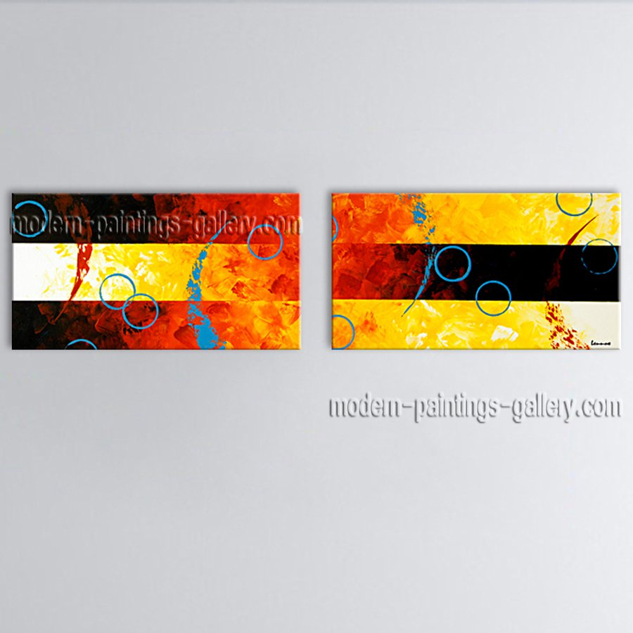 Hand-painted Amazing Modern Abstract Painting Wall Art Contemporary Decor