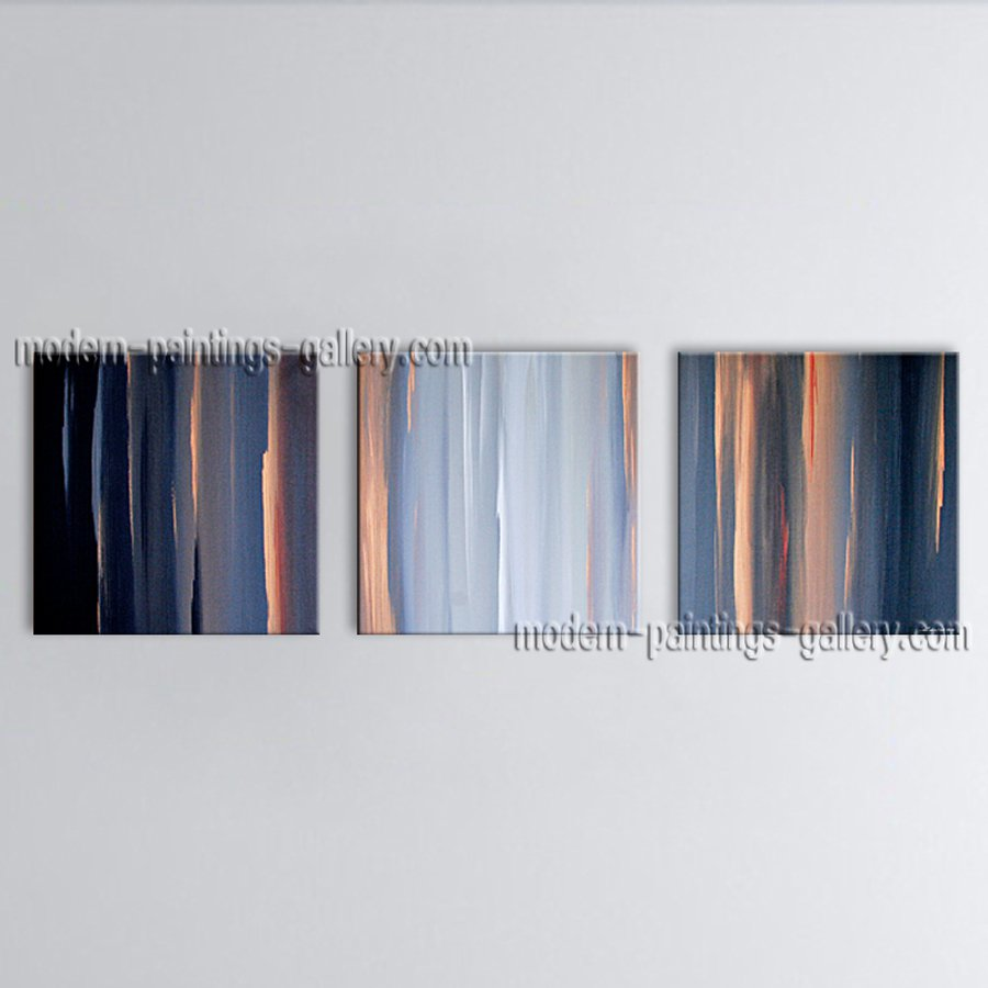 Hand-painted Stunning Modern Abstract Painting Wall Art Ready To Hang