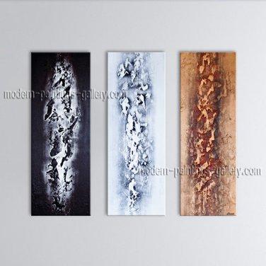 Hand Painted Beautiful Modern Abstract Painting Wall Art Artist Artworks