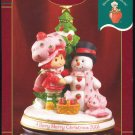 Carlton Figurine ~ A Berry  Merry Christmas Strawberry Shortcake ~ 2003