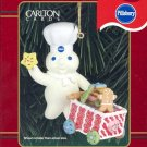 Carlton Ornament ~ Poppin Fresh Goodies 1999 ~ Pillsbury Doughboy