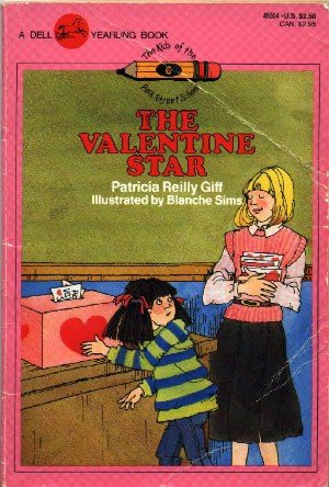 The Valentine Star ~ Paperback Book
