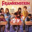 Valentine Frankenstein ~ Paperback Book