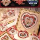 Cupids Hearts and Roses ~ Cross-Stitch CHART (11 designs)