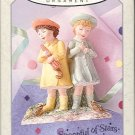 Hallmark Spring Ornament ~ Special Friends 1998 ~ Becky Kelly