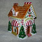 Spode Christmas Tree Sweet Shop Votive Candle Holder