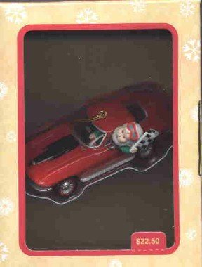 Enesco Ornament ~ Best Bet's A Vette 1997 ~ Corvette