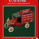 Enesco Ornament ~ Coca-Cola Truck 1996