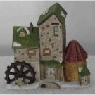 Dept 56 Ornament ~ Dickens Village Mill 1997 ~ Dickens Village