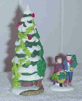 Dept 56 ~ The Holly and the Ivy 1997 Event Piece ~ Heritage Village