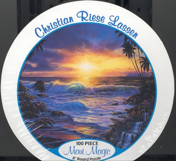 Maui Magic Puzzle ~  Christian Riese Lassen