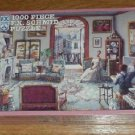 Portrait of a Dancer ~ 1000 piece Puzzle ~ F.X. Schmid
